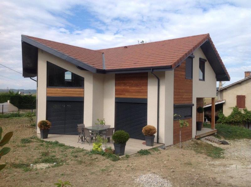 Constructeur maison ossature bois en is re 38 maison ossature bois en is re - Constructeur maison voiron ...