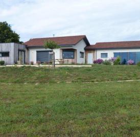 maison ossature bois Condrieu 69420
