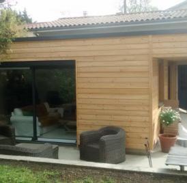 maison ossature bois Beaurepaire 38270