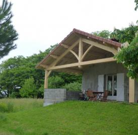 maison ossature bois Bourgoin-Jallieu 38300