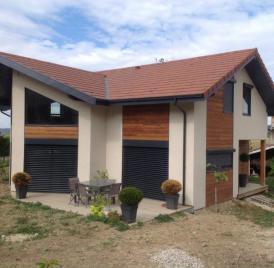 maison ossature bois Voiron 38500