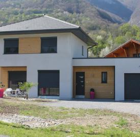maison ossature bois Vienne 38200